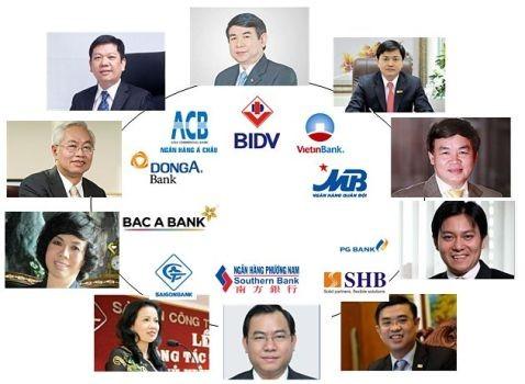 10 sếp Tổng cả đời gắn với một ngân hàng