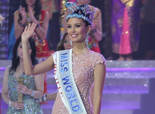 Philippines: Công nghệ đào tạo hoa hậu