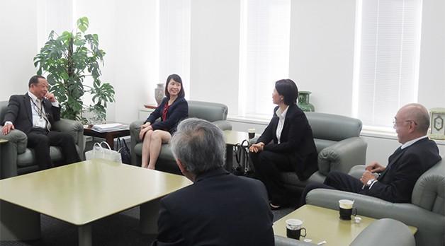 FLC đẩy mạnh quan hệ hợp tác kinh doanh thương mại tại Nhật Bản