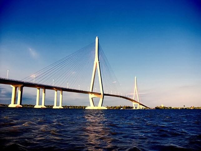 """Bắc thêm 4 cây cầu """"khủng"""" ở Đồng bằng sông Cửu Long"""
