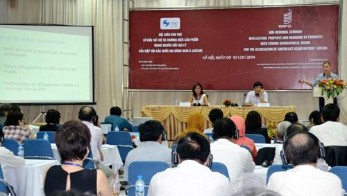 Mới có 38 sản phẩm Việt có chỉ dẫn địa lý