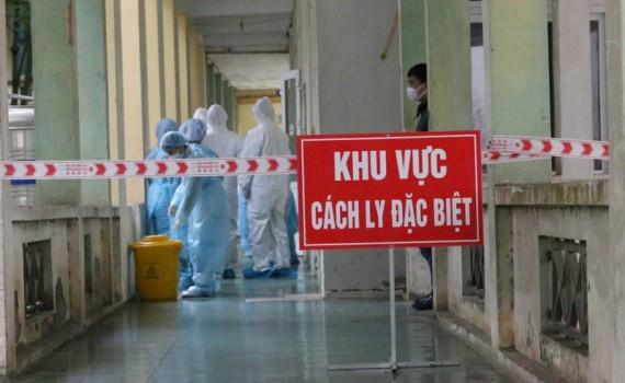 Thêm 2 ca mắc COVID-19 liên quan Bệnh viện Đà Nẵng