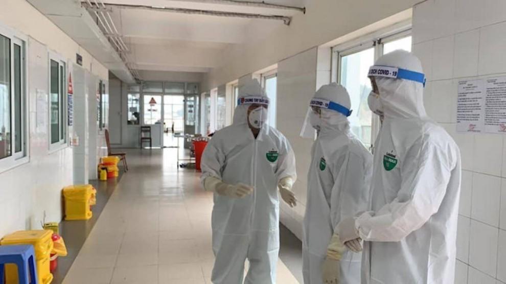 Thêm 8 ca mắc COVID-19 tại Bệnh viện Bệnh Nhiệt đới Trung ương cơ sở Đông Anh