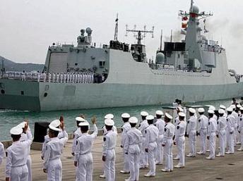 Hải quân Trung Quốc lớn mạnh sẽ đe dọa thương mại thế giới?