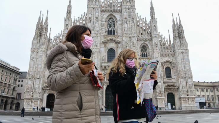 Italy tính phong tỏa 1 vùng 10 triệu dân và nhiều tỉnh khác để ngăn dịch corona