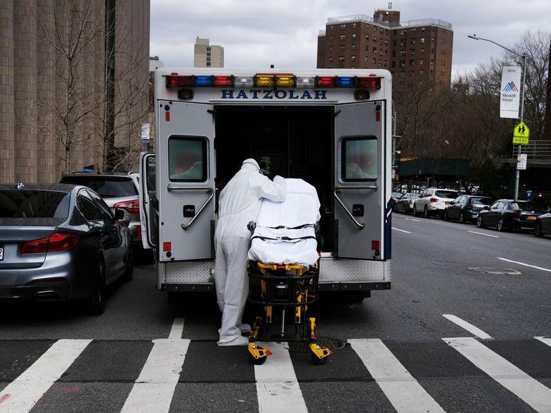 Số lượng ca nhiễm Covid-19 tại New York tăng vượt tỉnh Hồ Bắc – Trung Quốc