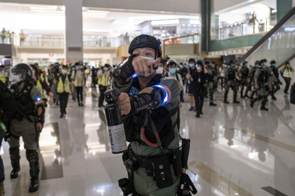 Bắc Kinh muốn thông qua luật an ninh bất lợi cho Hồng Kông