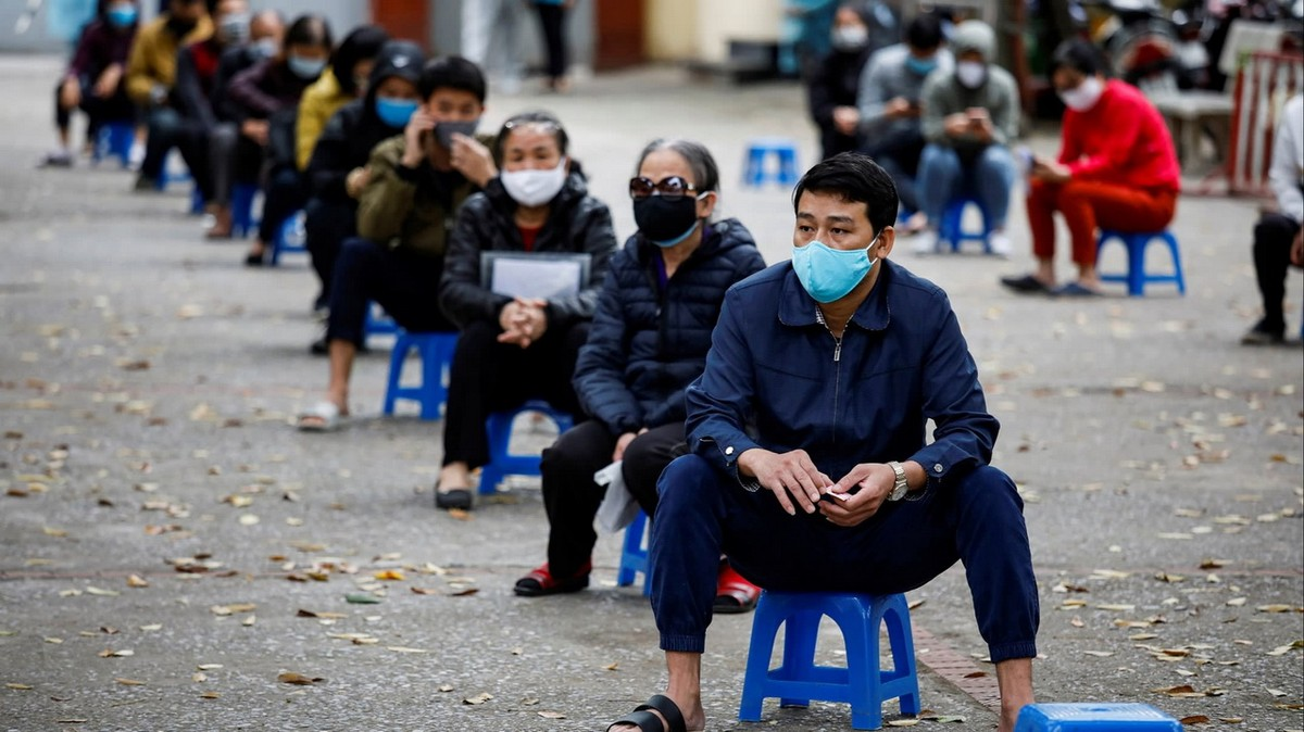 Vietnam Records 5 Straight Days without Covid-19 Infections