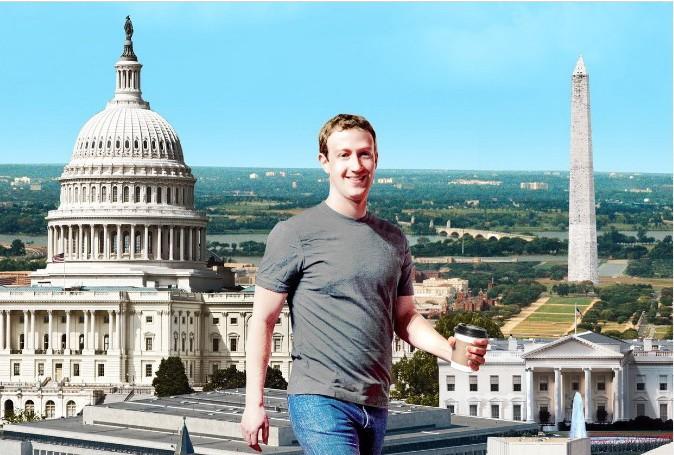 CEO Faceook đã dần trở thành nhân vật ảnh hưởng rất lớn đến chính trường Mỹ như thế nào?