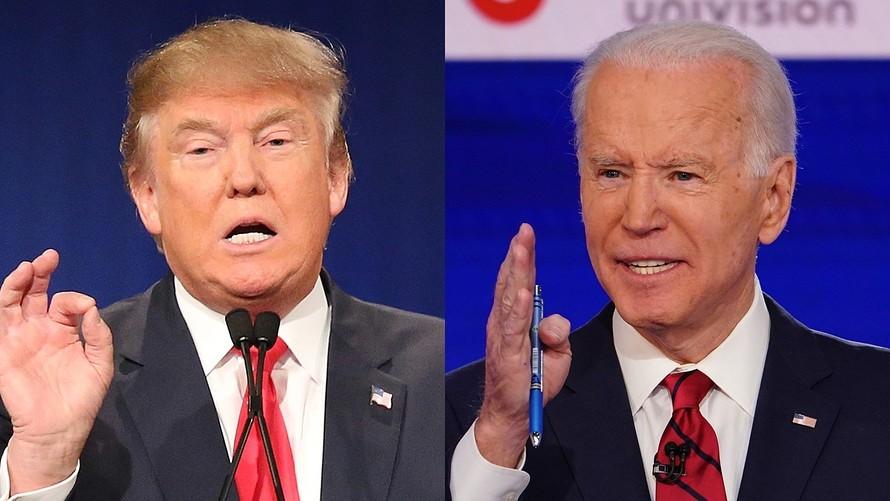 Cán cân ủng hộ dành cho Donald Trump và Joe Biden ra sao trong những ngày cuối cùng của bầu cử Mỹ?