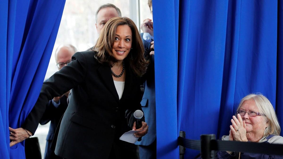 Bà Kamala Harris sẽ trở thành nữ phó Tổng thống đầu tiên trong lịch sử nước Mỹ