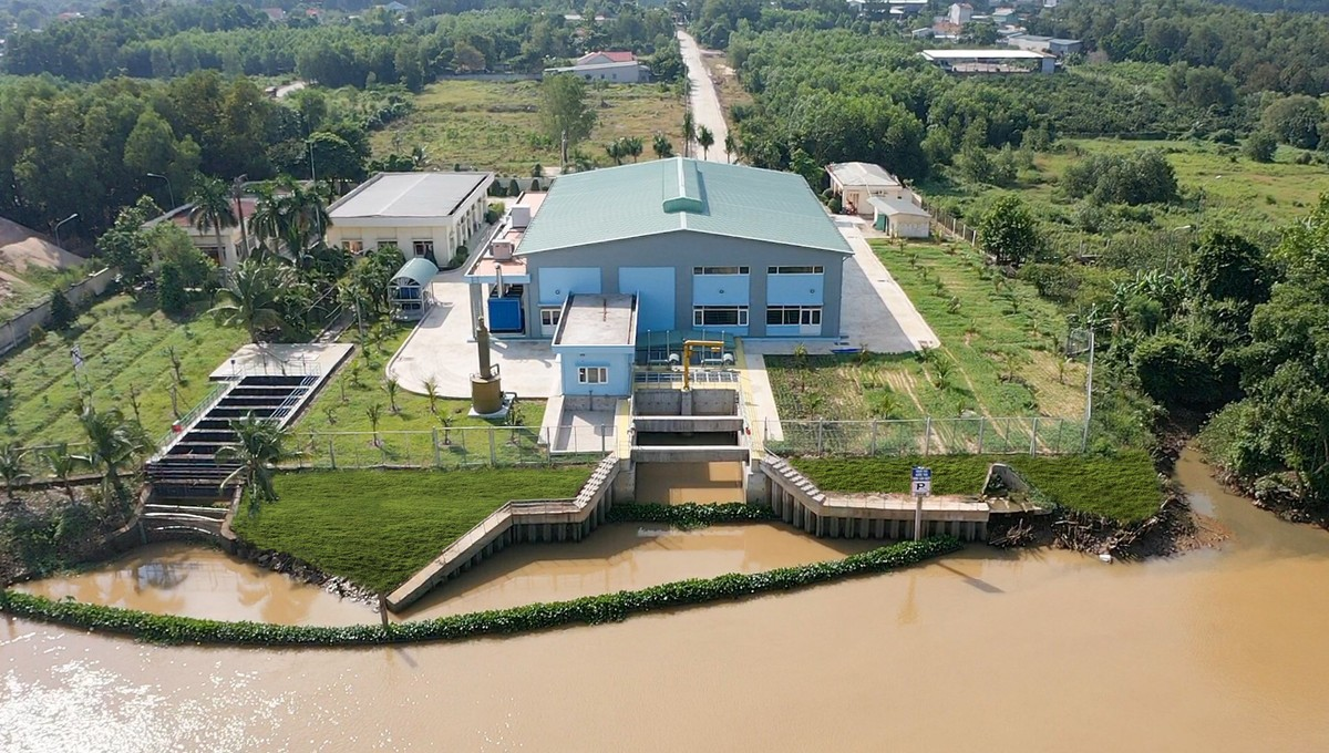 JICA Provides Credit Financing for Binh Duong Water Environment Joint Stock Company