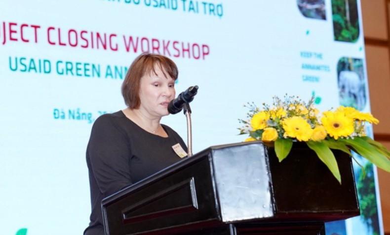 15.321 người dân tại Quảng Nam và Thừa Thiên-Huế gia tăng lợi ích kinh tế từ Dự án Trường Sơn Xanh