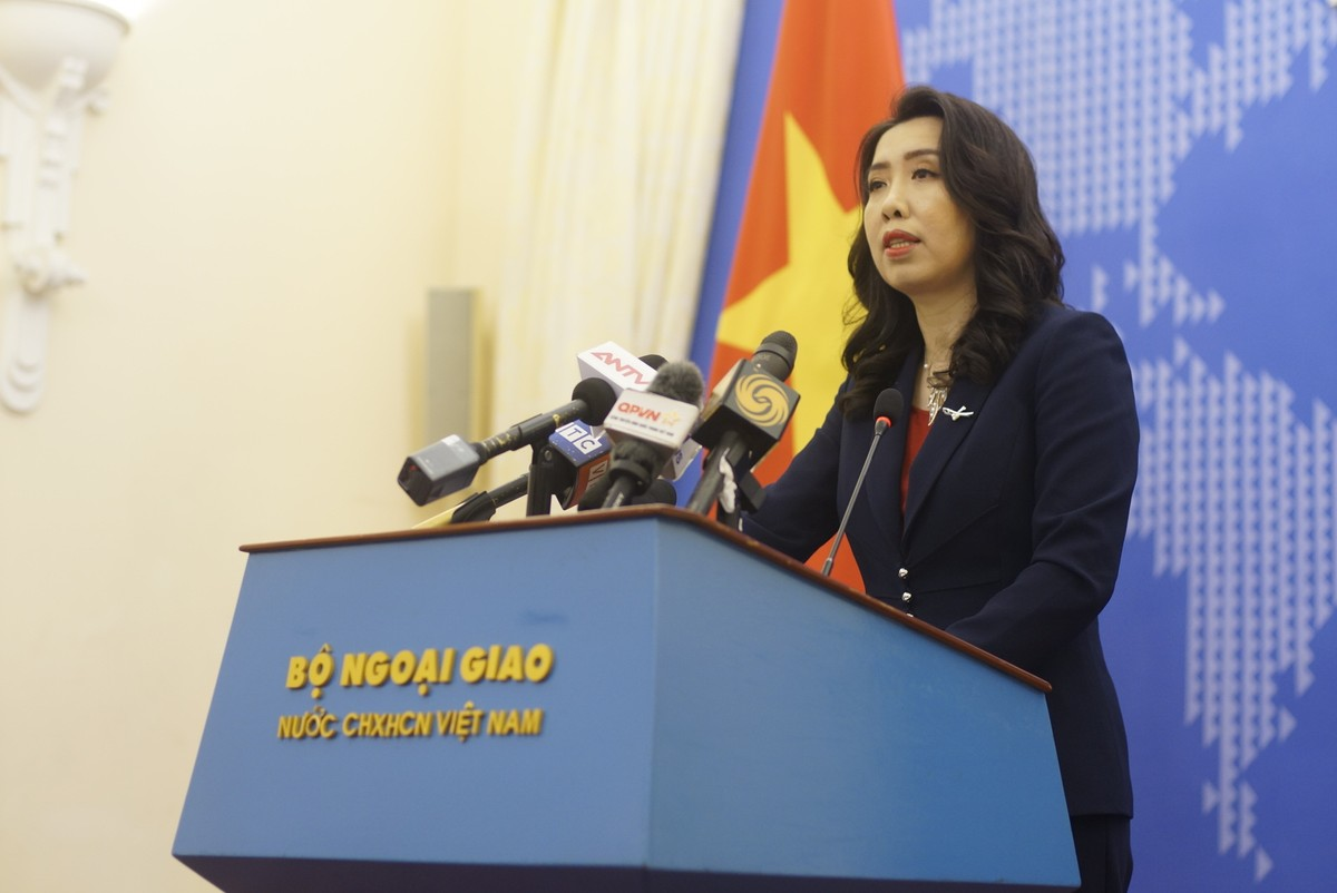 Việt Nam đang xây dựng quy trình để khi tiếp nhận vắc xin có thể đưa vào sử dụng ngay