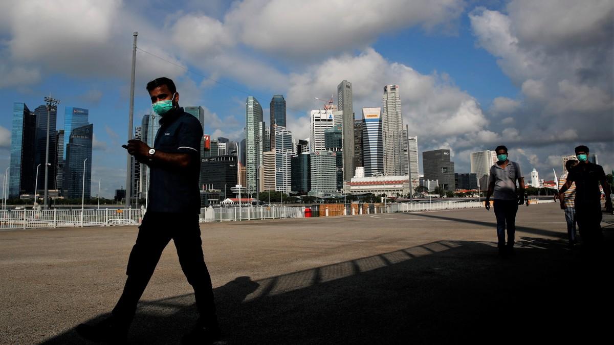 Kinh tế Singapore dần hồi phục trong quý cuối cùng của năm 2020