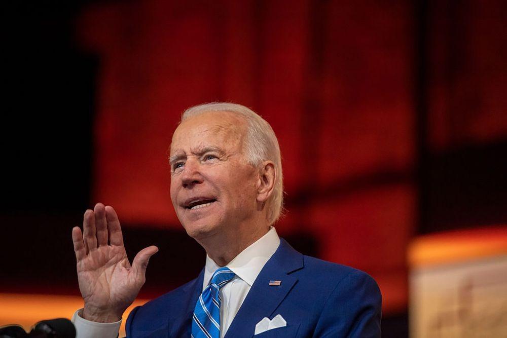 Tổng thống đắc cử Joe Biden muốn đưa ra gói kích thích 1,9 nghìn tỷ USD