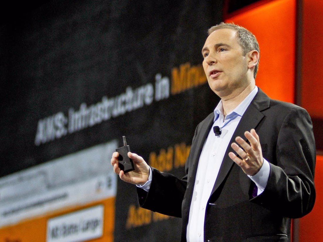 CEO tiếp theo của Amazon là ai?
