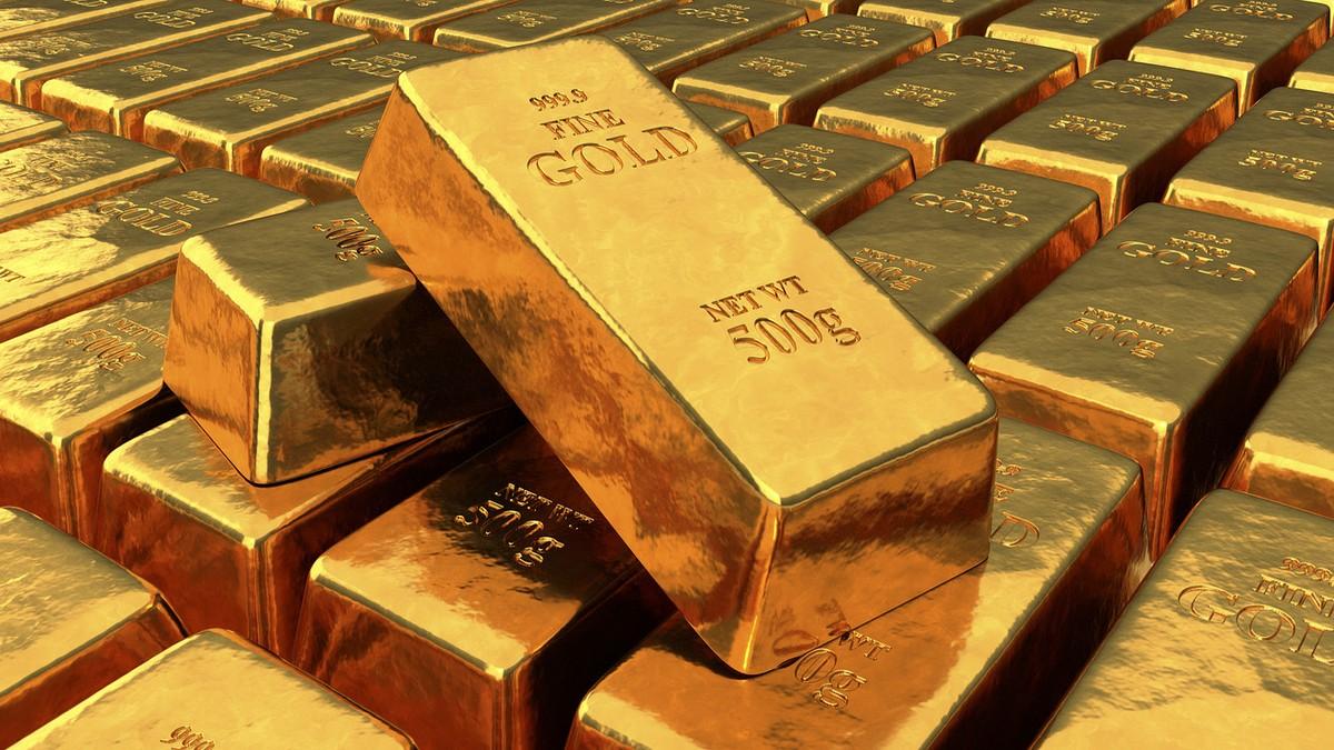 Sụt mạnh phiên cuối, giá vàng khép lại tháng giảm sâu nhất trong 4 năm