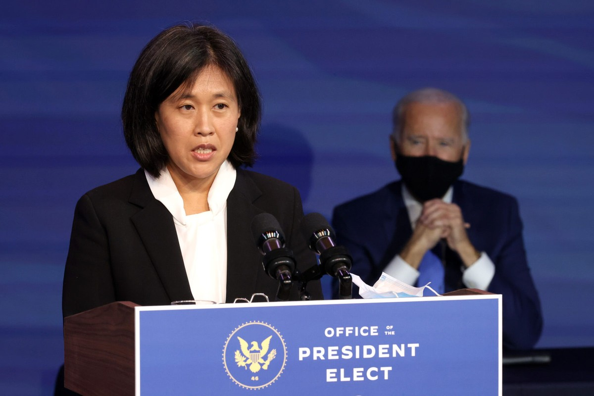 """Đại diện Thương mại Mỹ: """"Mỹ không sẵn sàng gỡ bỏ thuế với hàng Trung Quốc trong tương lai gần"""""""