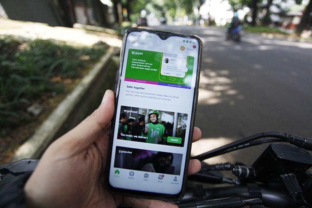 Gojek Reaches 200,000 Registered Driver-partners