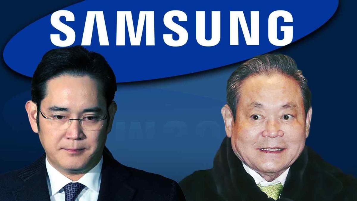 Gia đình Samsung đương đầu với gánh nặng thuế thừa kế 10 tỷ USD