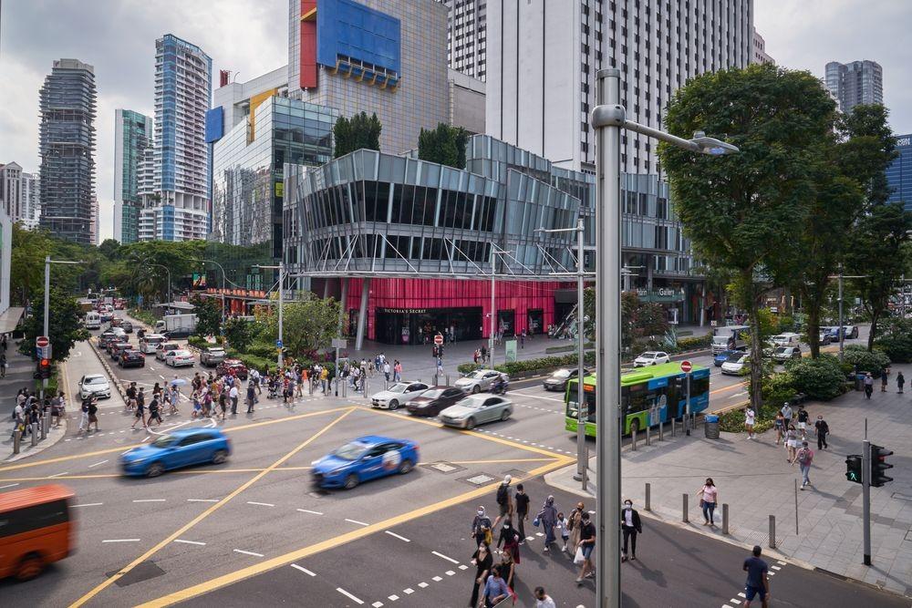 Singapore tái áp dụng các biện pháp giãn cách khắt khe vì Covid-19 lây lan nhanh
