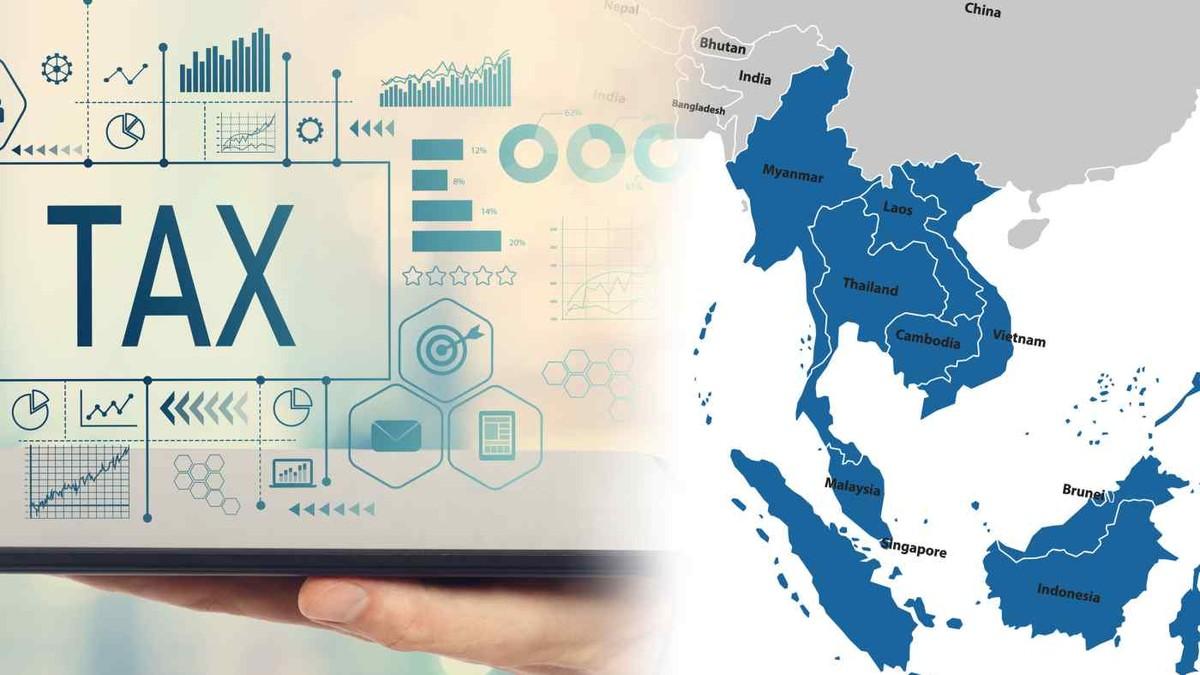 Chính phủ nhiều nước Đông Nam Á đẩy mạnh thu thuế giảm thâm hụt ngân sách