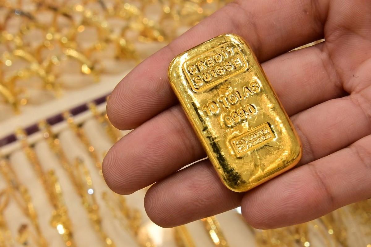 Báo cáo thị trường việc làm Mỹ gây thất vọng đẩy giá vàng tăng mạnh