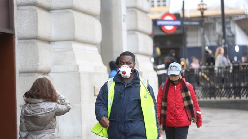 Kinh tế Anh tăng trưởng nhảy vọt khi đại dịch Covid-19 đỡ căng thẳng