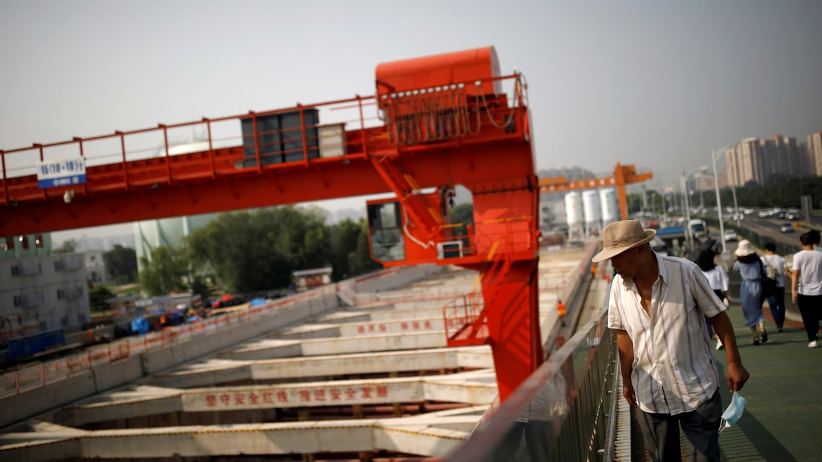 Sản xuất Trung Quốc tăng trưởng chững lại