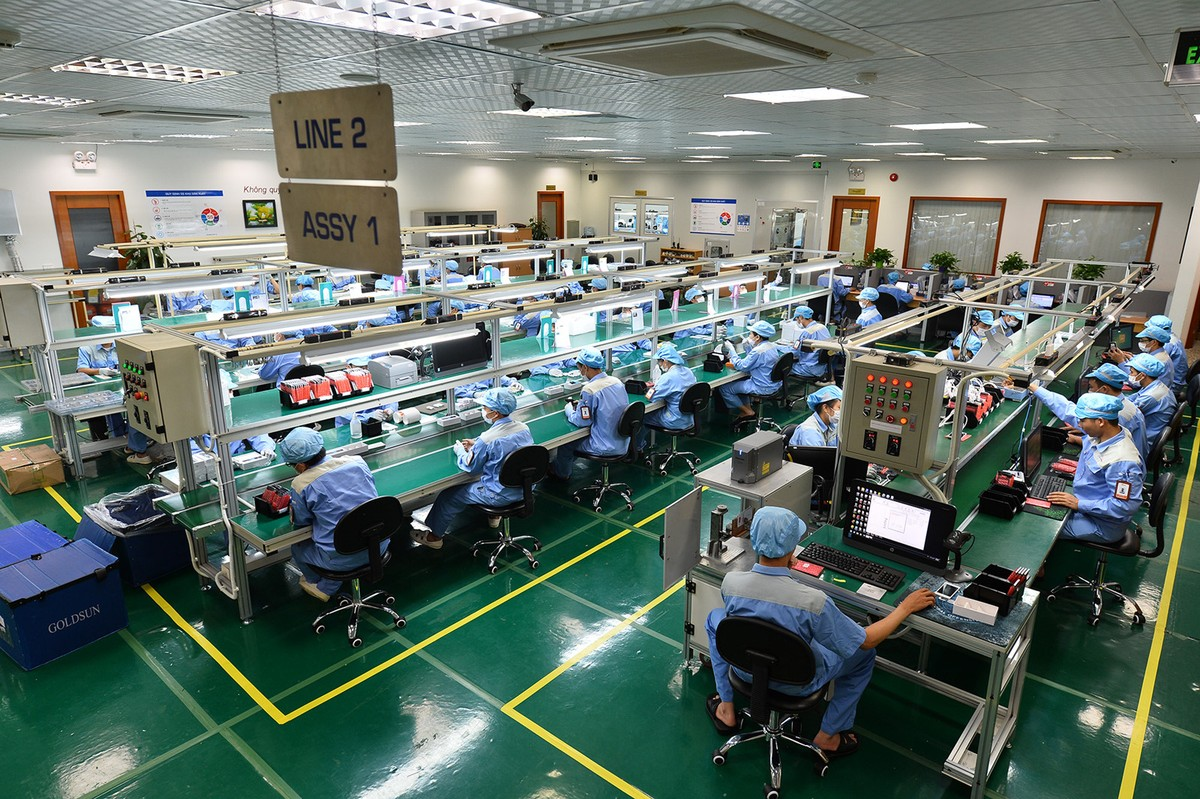 The Diplomat: Ngành điện tử Việt Nam sẽ vẫn tăng trưởng tốt bất chấp đợt bùng dịch COVID-19 thứ 4