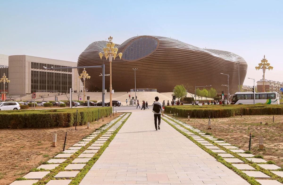 Nhiều thành phố ma tại Trung Quốc đang hồi sinh mạnh mẽ