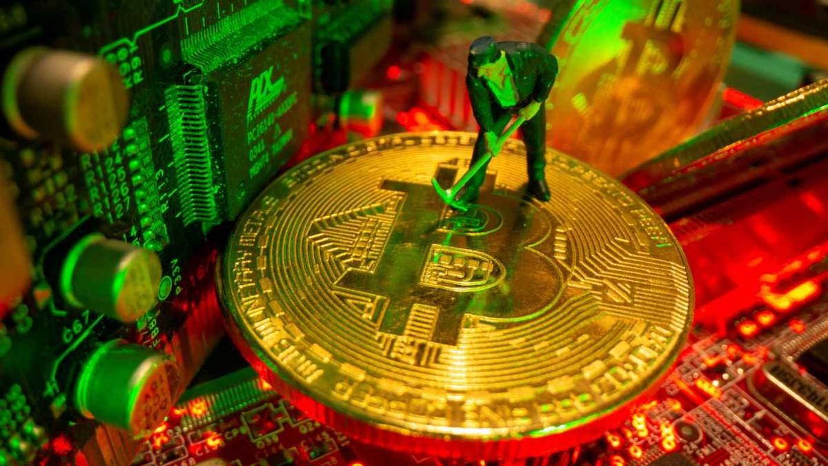 Ukraina tiến gần đến thừa nhận bitcoin