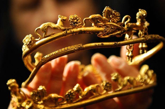 Giá vàng sụt mạnh xuống 1.750USD