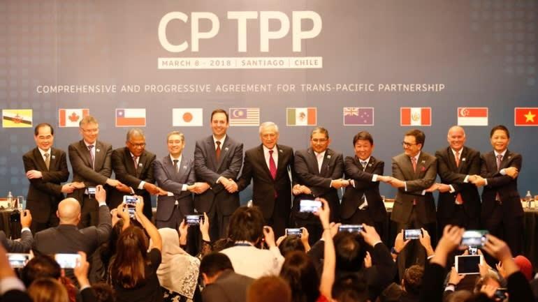 Nước nào trong CPTPP đang ủng hộ hoặc phản đối việc Trung Quốc gia nhập?