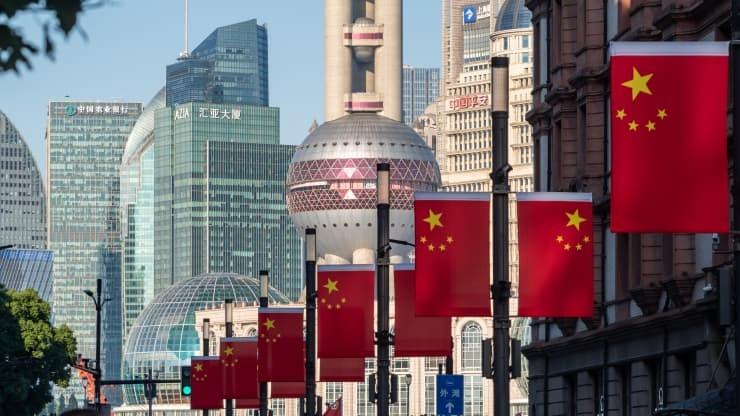 Trung Quốc bơm tiền mạnh nhất 8 tháng nhằm bình ổn thị trường