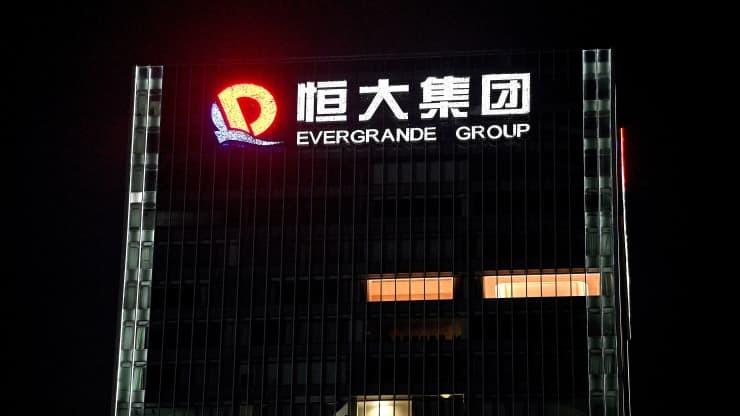 Khủng hoảng Evergrande: Cổ đông lớn không ngừng bán mạnh cổ phiếu
