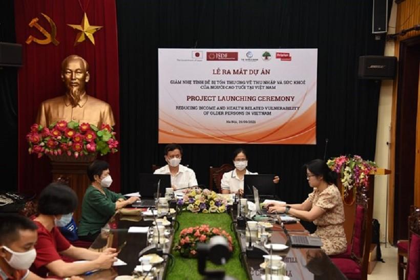 WB và Nhật Bản hỗ trợ mô hình chăm sóc người cao tuổi tại Việt Nam