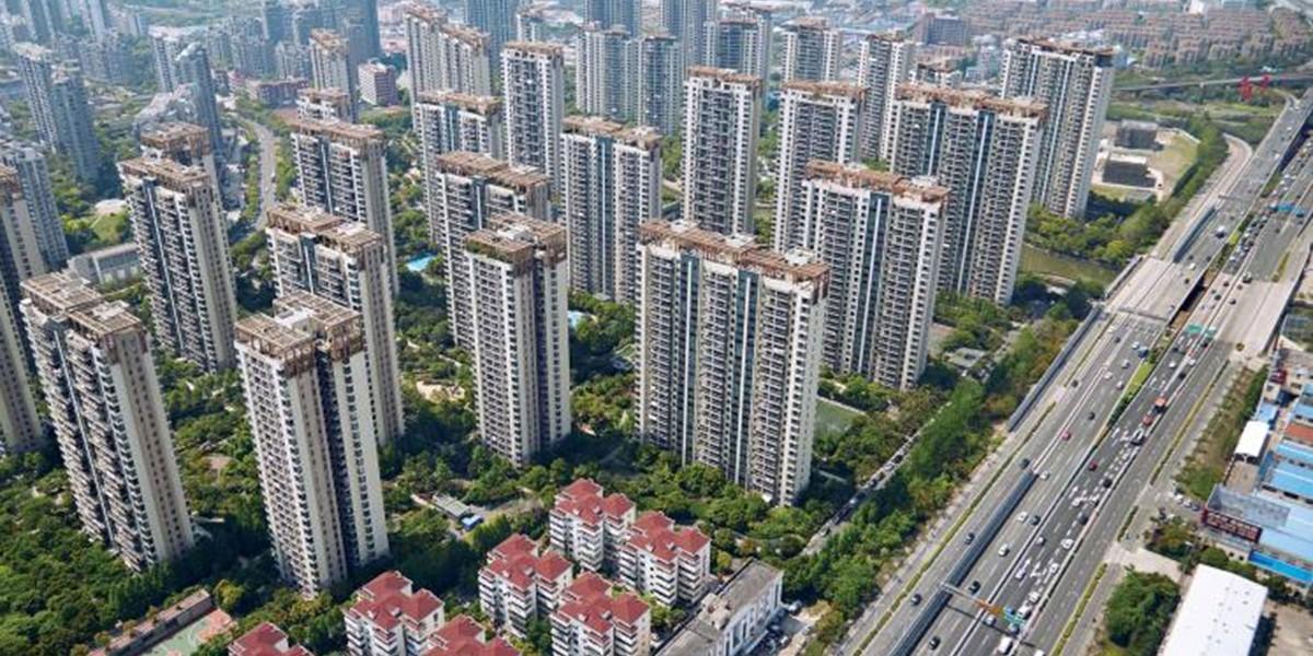 Thêm doanh nghiệp bất động sản Trung Quốc không trả được nợ, chuỗi domino sụp đổ bắt đầu?