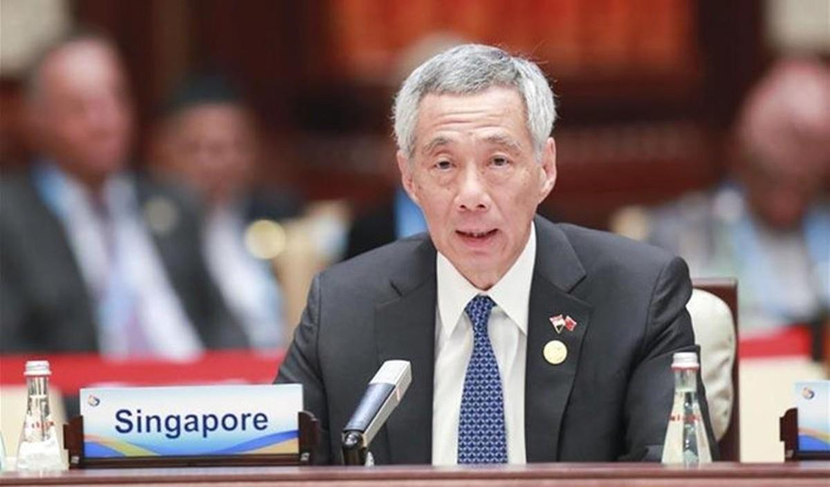 """Thủ tướng Singapore Lý Hiển Long: """"Không nên tê liệt vì nỗi sợ COVID-19"""""""
