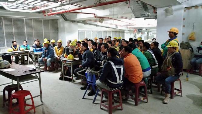 Lao động Việt ở Đài Loan: Nhọc nhằn đổi giọt mồ hôi