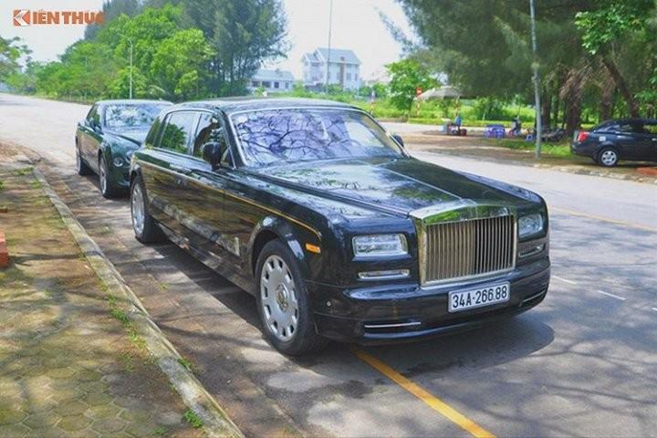 Rolls-Royce và Bentley giá 53 tỷ đồng của đại gia Hải Dương