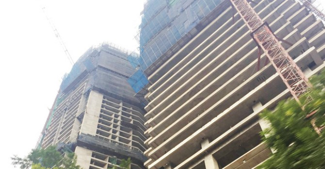 Địa ốc 24h: Chủ đầu tư Discovery Complex chậm bàn giao nhà, tự ý tăng diện tích căn hộ