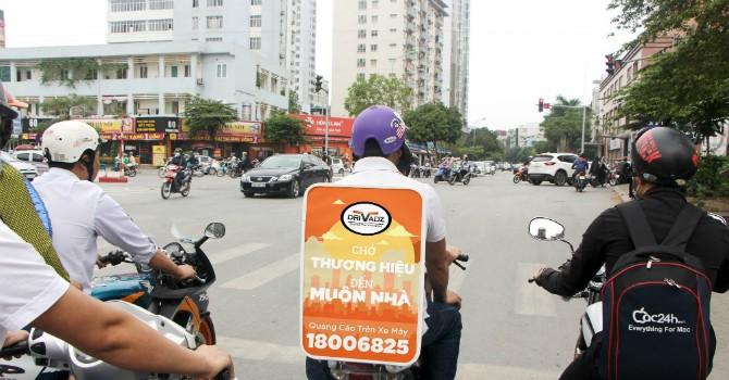 """Mô hình """"quảng cáo offline"""" lần đầu xuất hiện ở Việt Nam"""