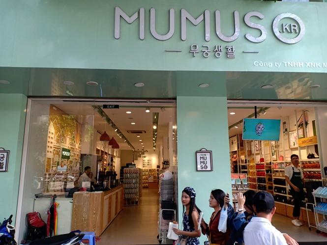 Báo Canada khẳng định, Mumuso đến từ Trung Quốc