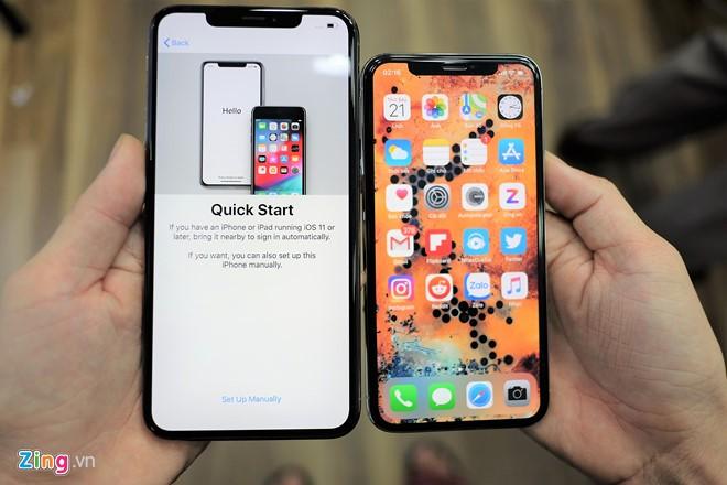 Giá iPhone XS Max 2 SIM rẻ hơn bản 1 SIM tại Việt Nam