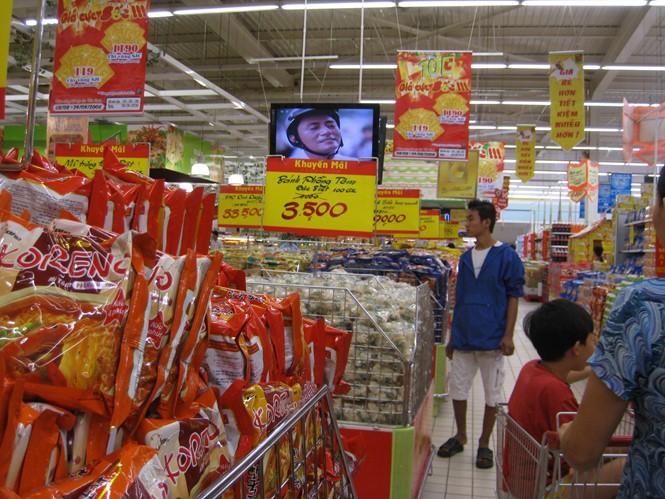 Bỏ siêu thị vì chiết khấu quá cao