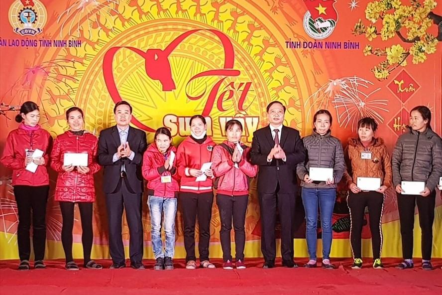 Ninh Bình: Mức thưởng Tết cao nhất gần 200 triệu đồng