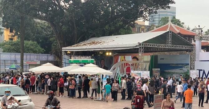 Vé máy bay 199.000 VND của Bamboo Airways hút khách tại hội chợ VITM 2019