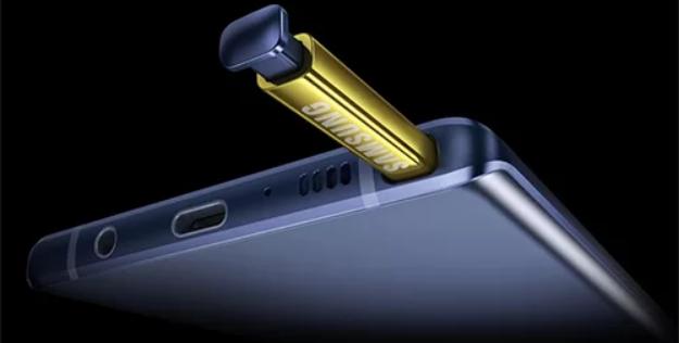 Áp lực cải tiến bút S Pen khi ra Galaxy Note 10 của Samsung